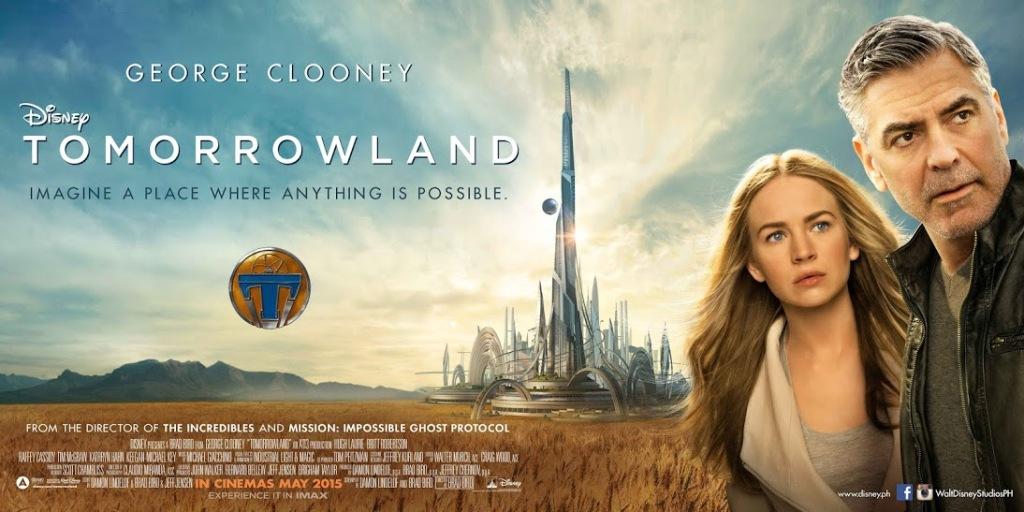 Ripensando la vita: Tomorrowland - il film